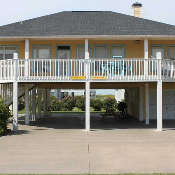 Clamdigger Vacation Rental